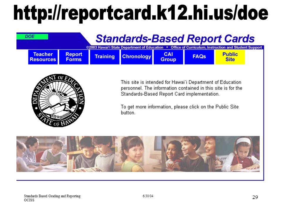 http://reportcard.k12.hi.us/doe 4/13/2017
