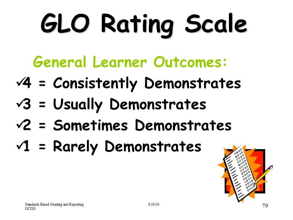 General Learner Outcomes: