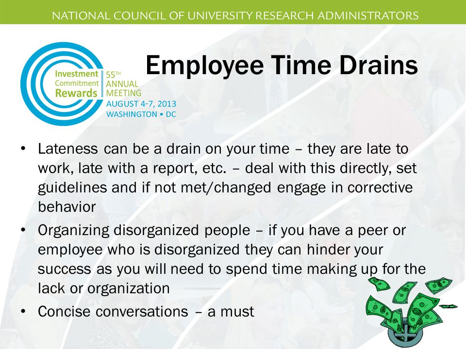 Employee Time Drains