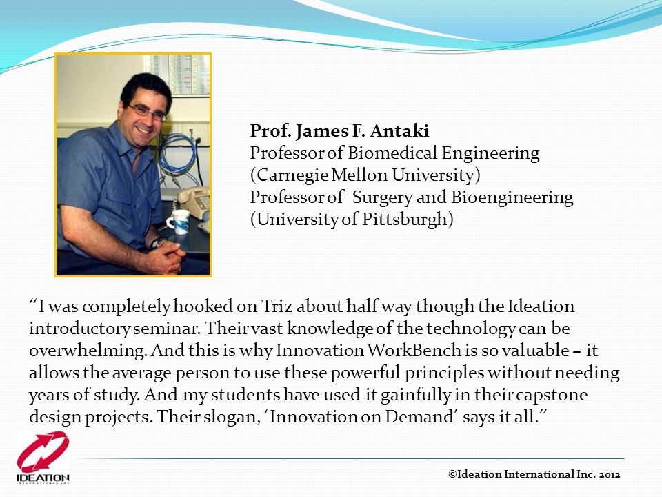 Professor of Biomedical Engineering (Carnegie Mellon University)