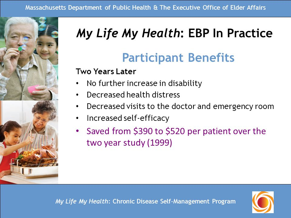 My Life My Health: EBP In Practice