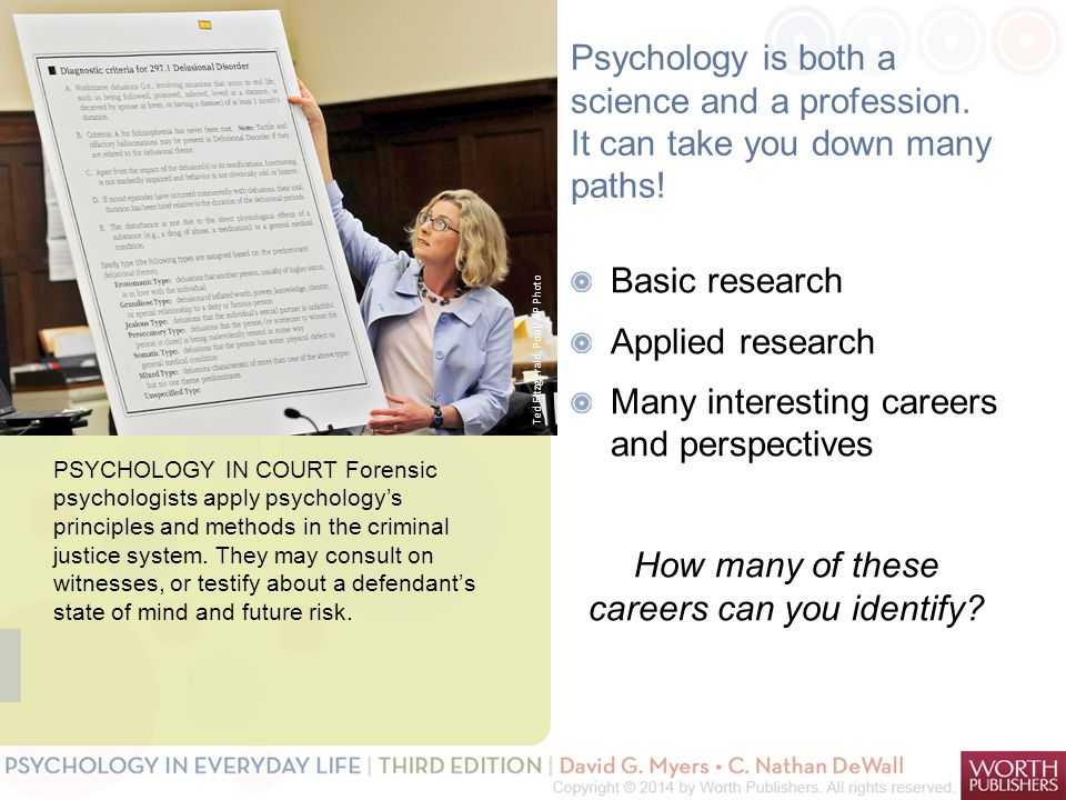 How many of these careers can you identify