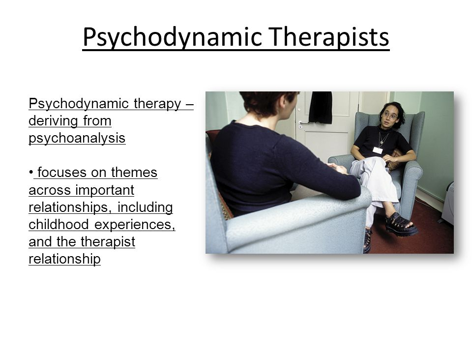 Psychodynamic Therapists