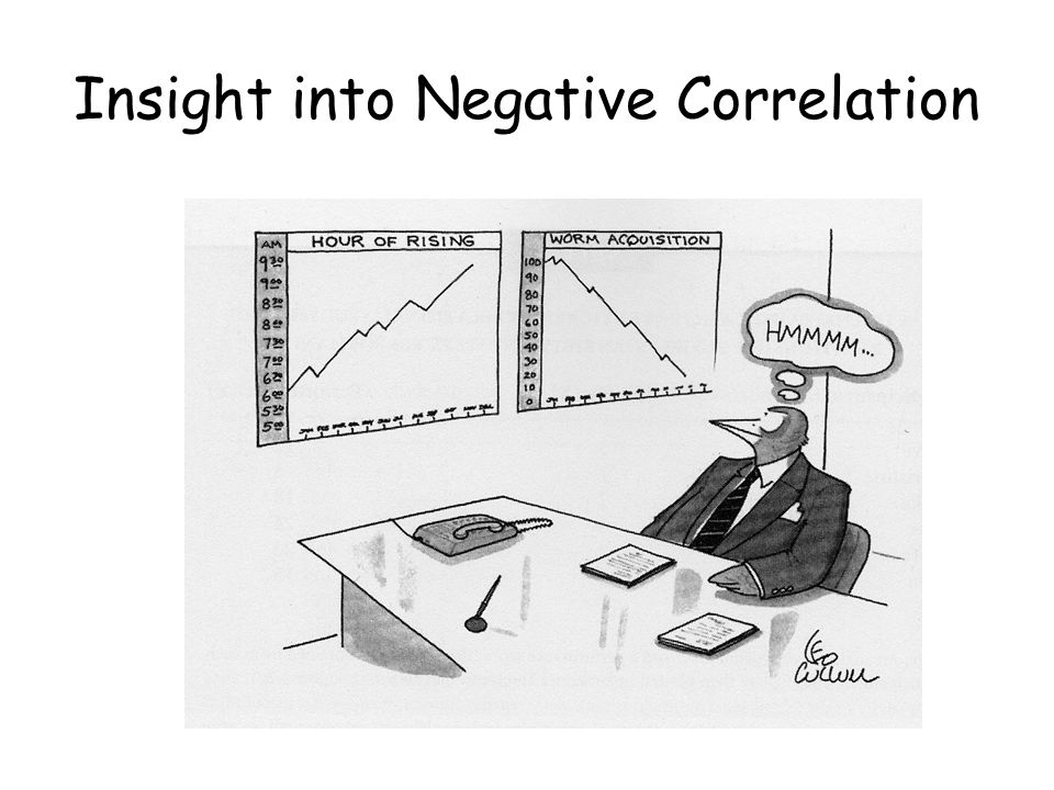 Insight into Negative Correlation