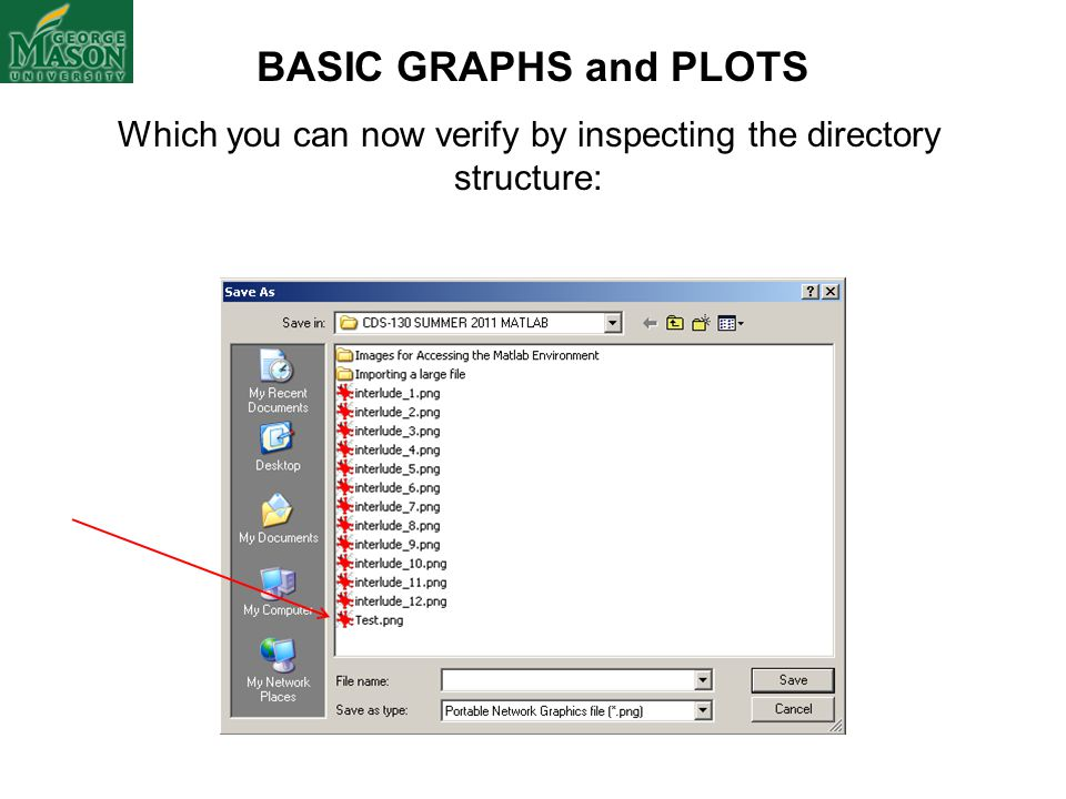Which you can now verify by inspecting the directory structure: