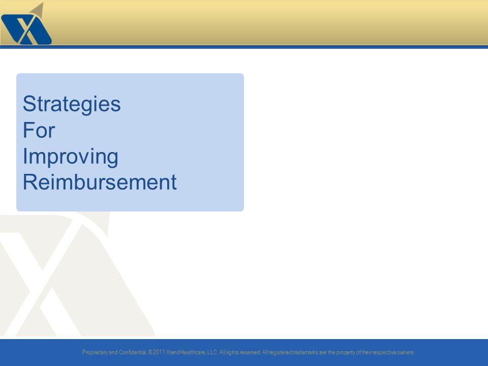 Strategies For Improving Reimbursement