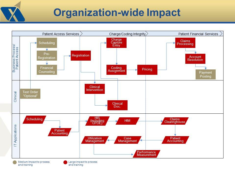 Organization-wide Impact