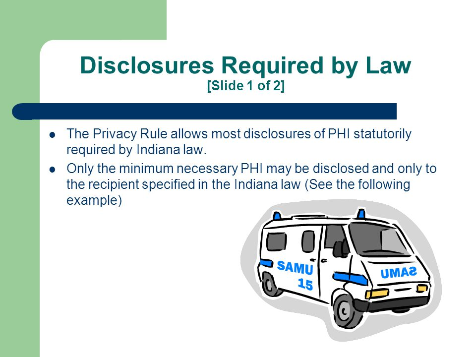 HIPAA & State Laws (Slide 1 of 2)
