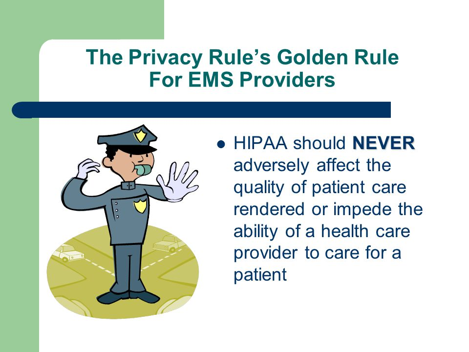 HIPAA and YOU: Compliance Doesn't Have to Hurt
