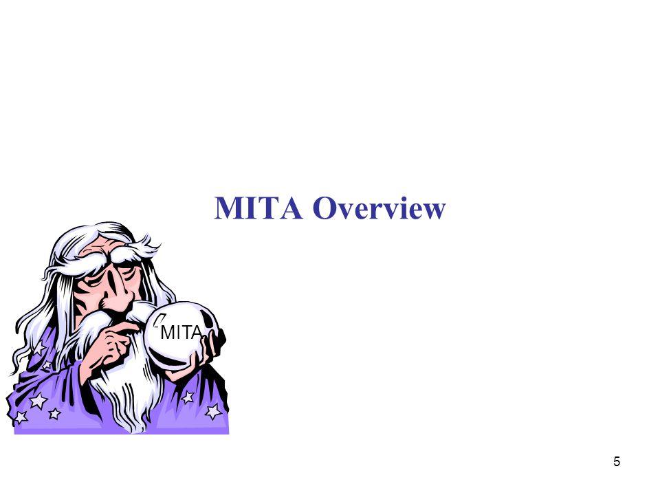 MITA Overview MITA