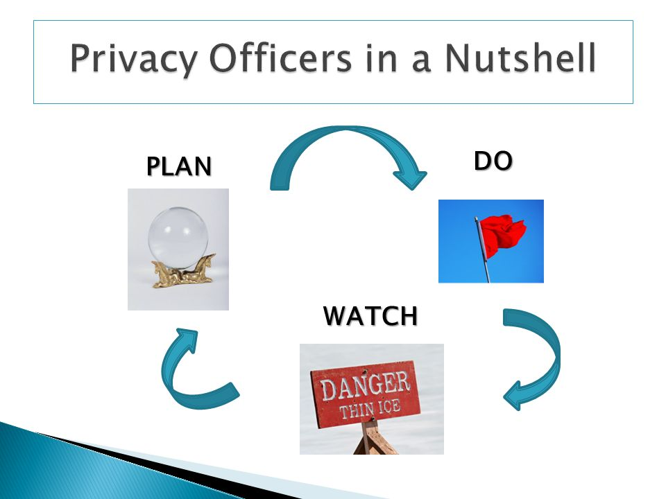 Privacy Officers in a Nutshell