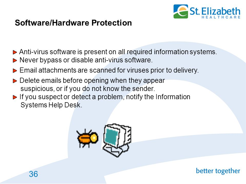 Software/Hardware Protection