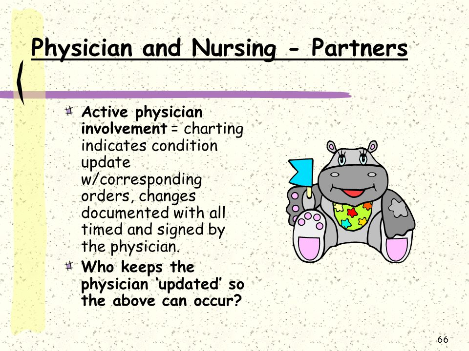 Physician and Nursing - Partners