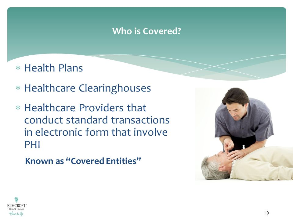 Healthcare Clearinghouses