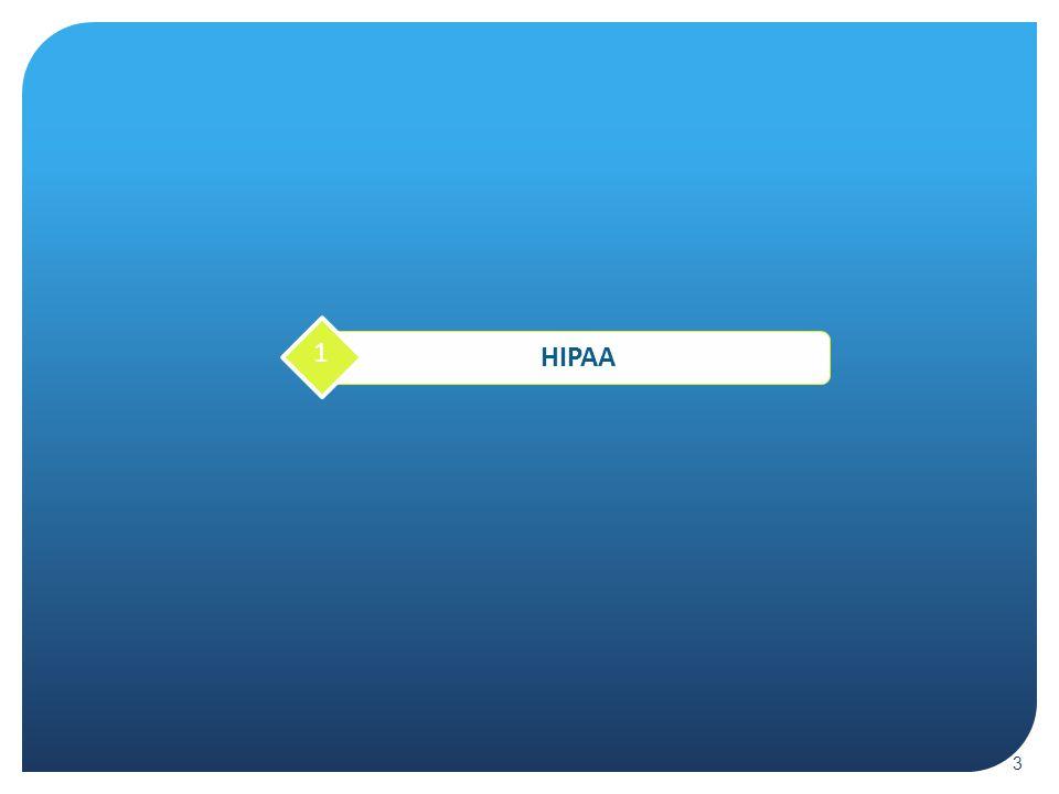 HIPAA 1