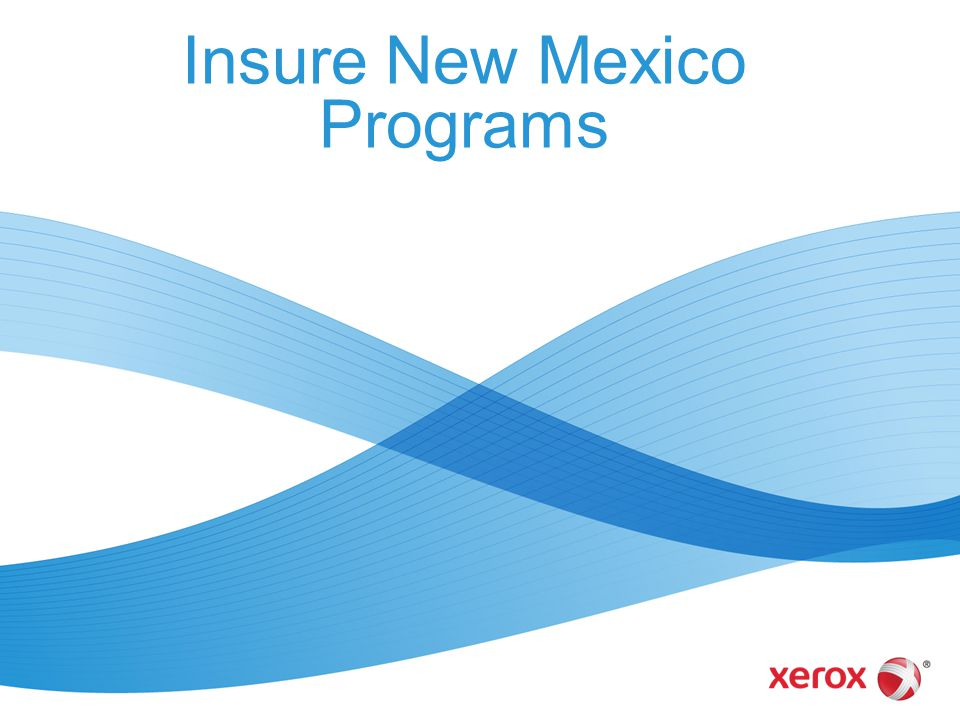 Insure New Mexico Programs