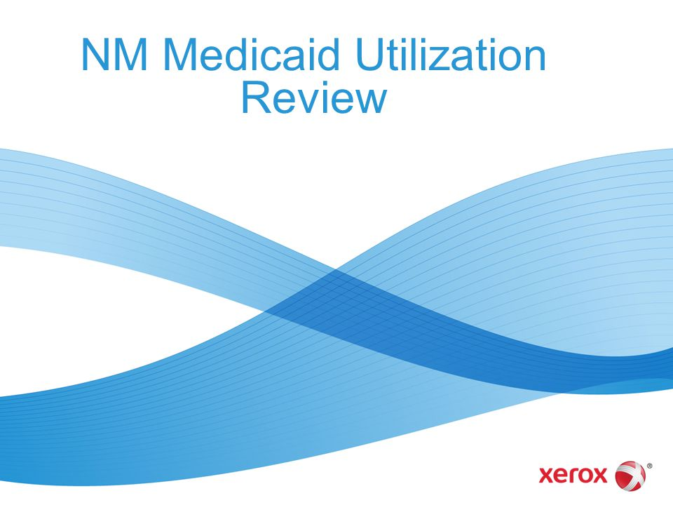 NM Medicaid Utilization Review