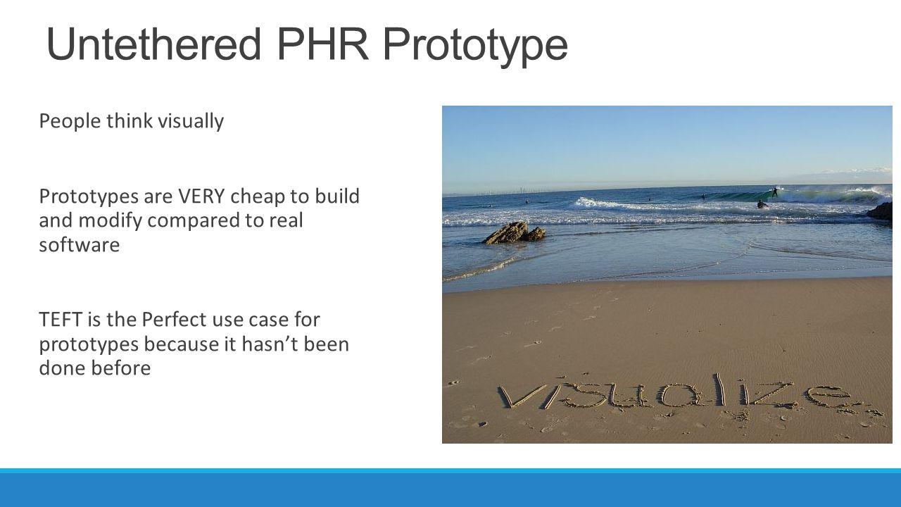 Untethered PHR Prototype