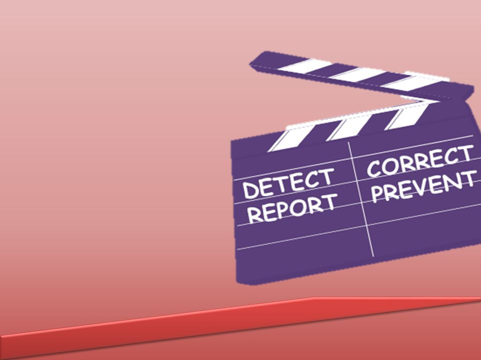 Report By reporting suspect violations, you provide the ammunition to fight against fraud, waste and abuse.