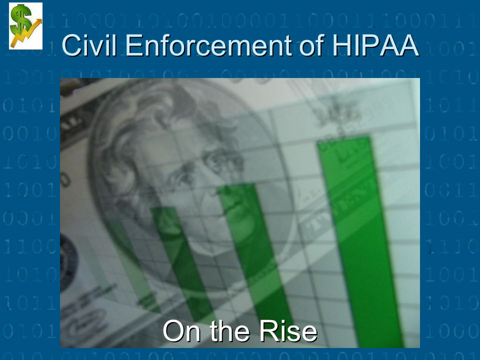 Civil Enforcement of HIPAA