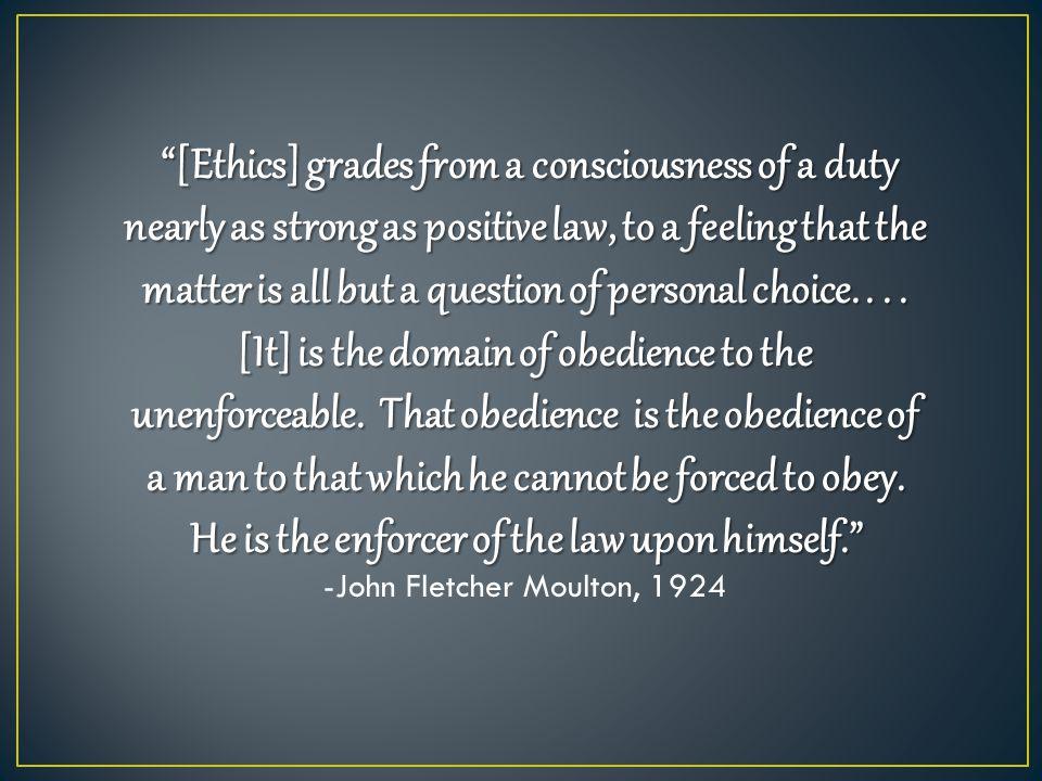 -John Fletcher Moulton, 1924