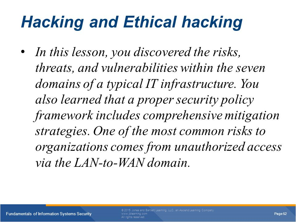 Hacking and Ethical hacking