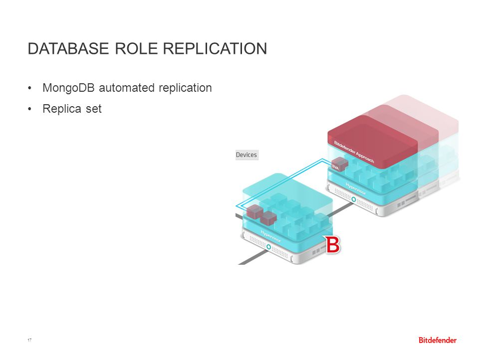 Database Role Replication