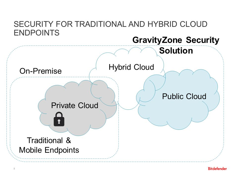 Security for Traditional and Hybrid Cloud Endpoints
