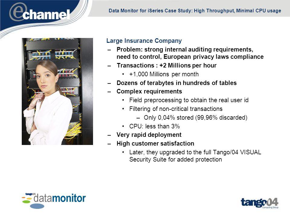 Large Insurance Company