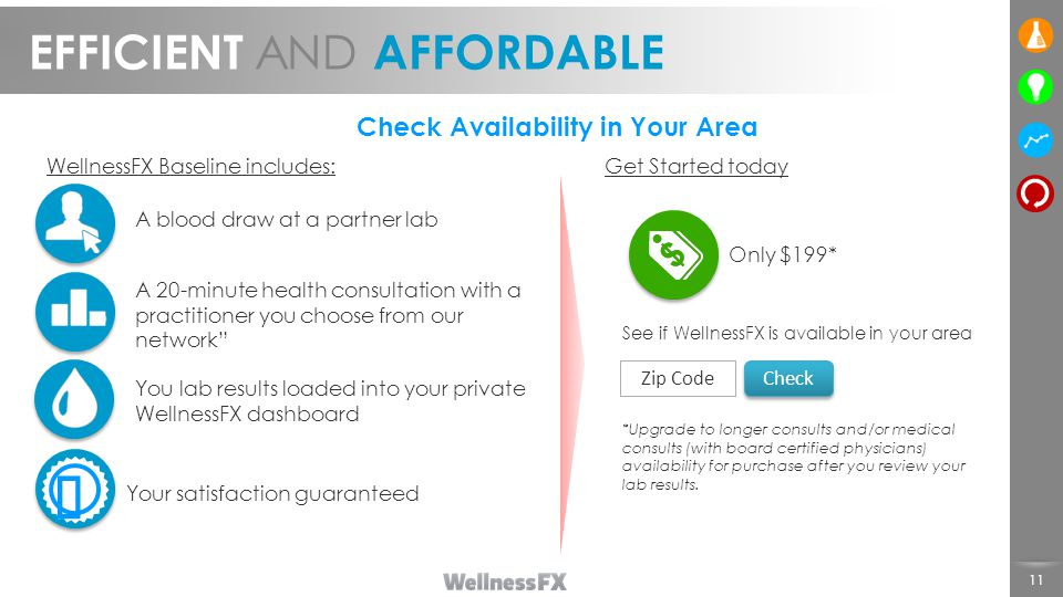 EFFICIENT AND AFFORDABLE