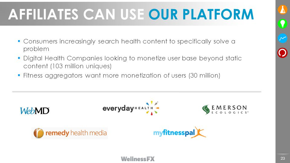 AFFILIATES CAN USE OUR PLATFORM