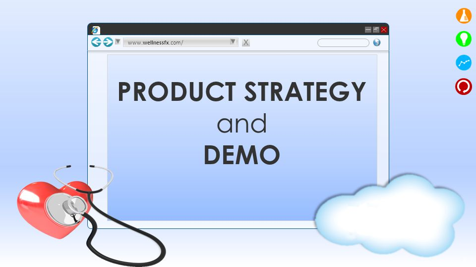 PRODUCT STRATEGY and DEMO