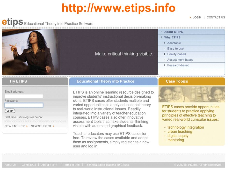 http://www.etips.info