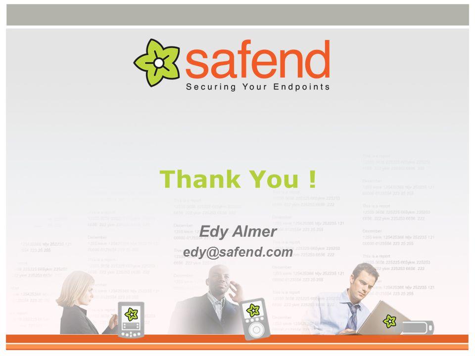 Edy Almer edy@safend.com