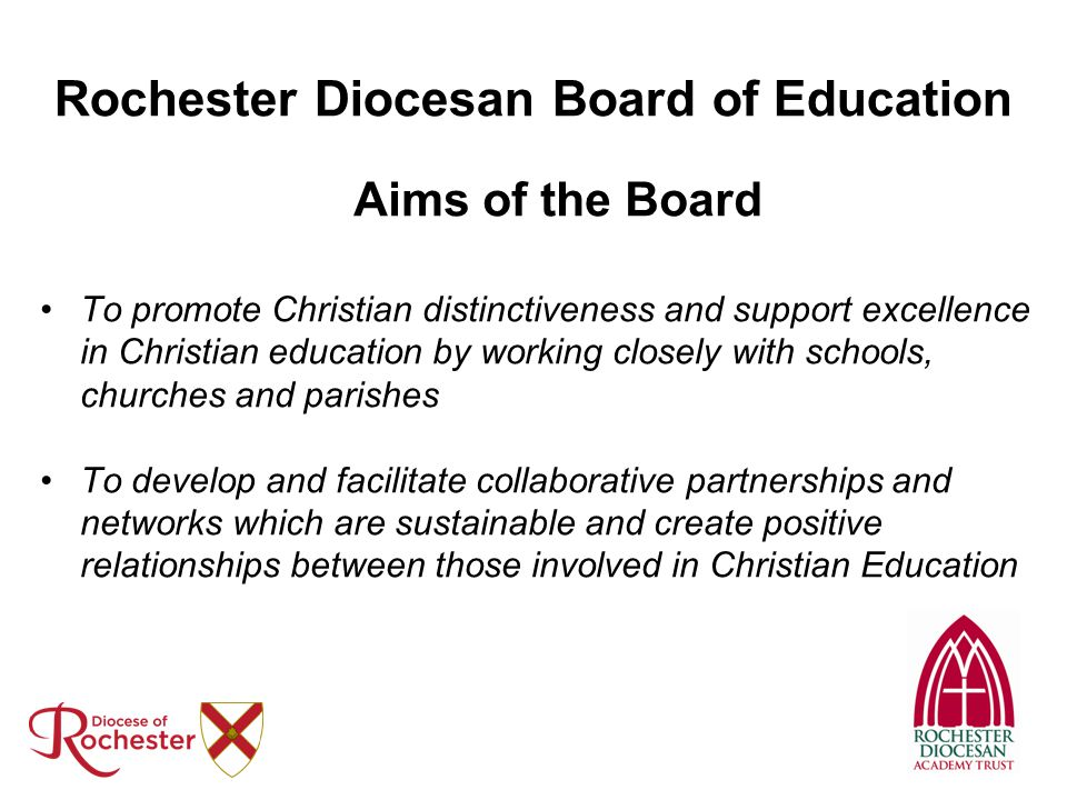 Rochester Diocesan Board of Education