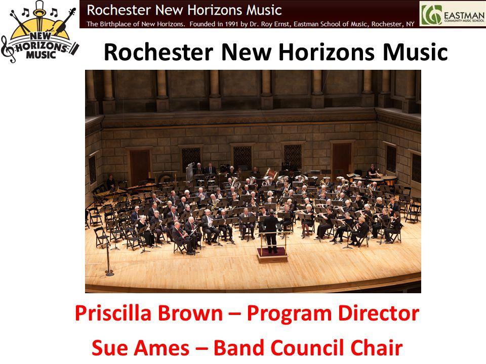 Rochester New Horizons Music