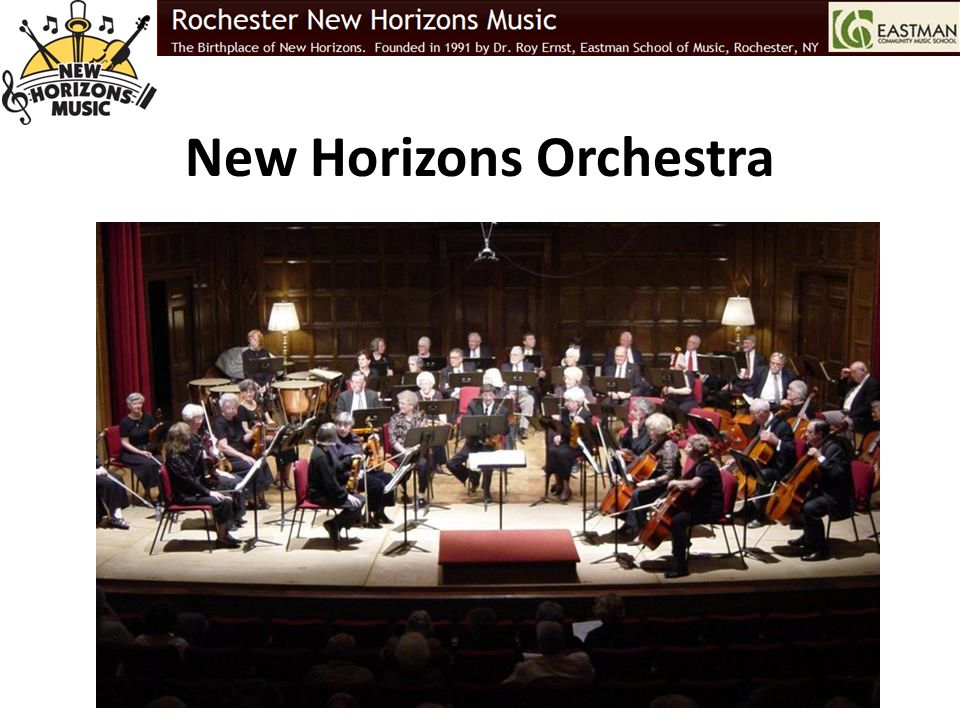 New Horizons Orchestra