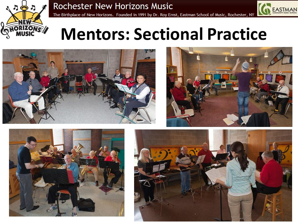 Mentors: Sectional Practice