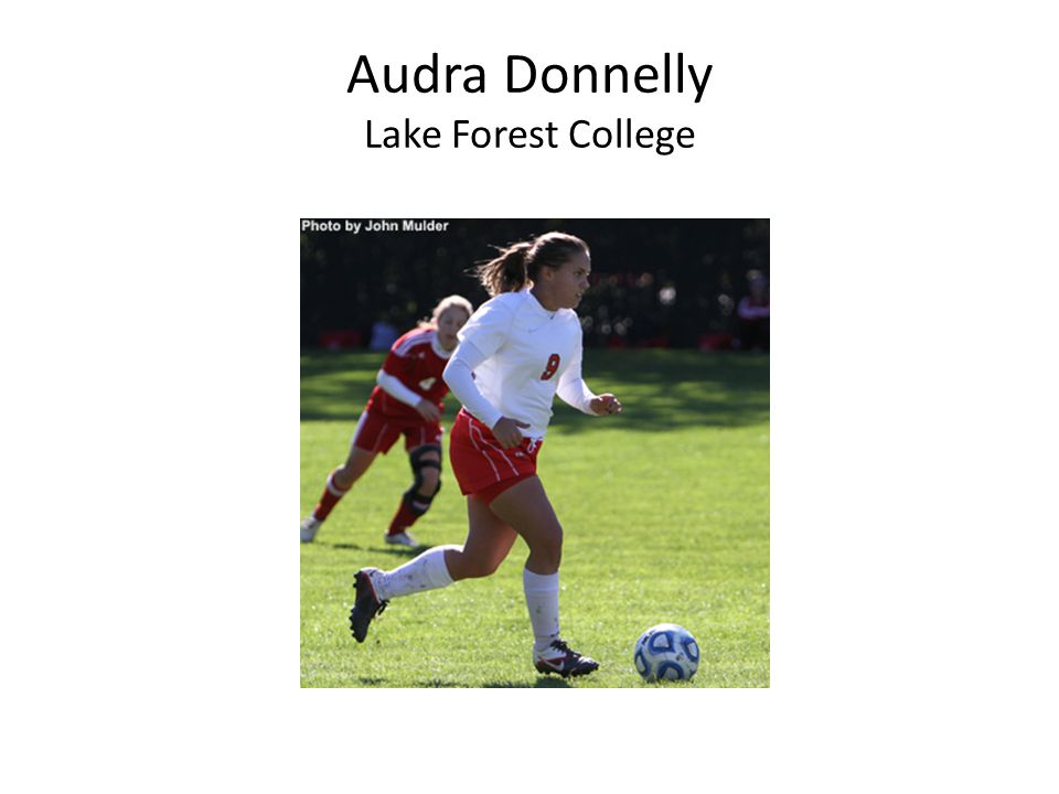 Audra Donnelly Lake Forest College