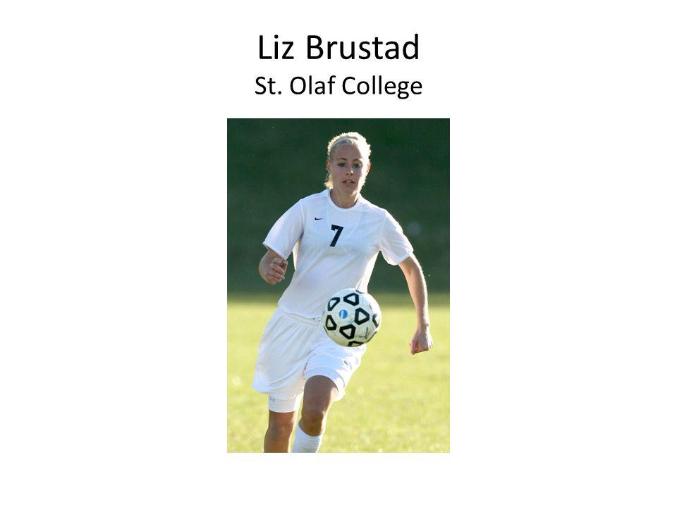 Liz Brustad St. Olaf College