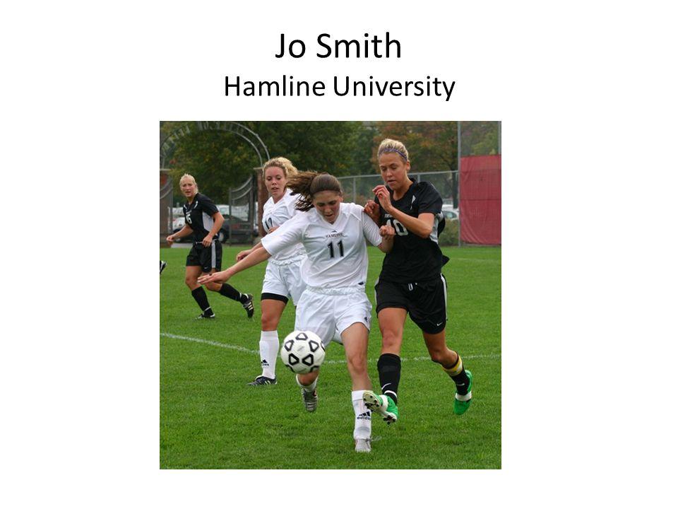 Jo Smith Hamline University