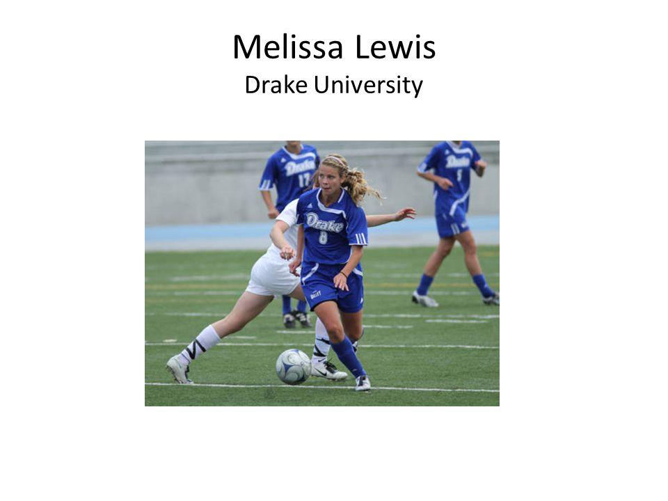 Melissa Lewis Drake University