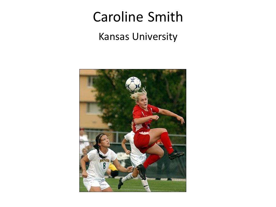 Caroline Smith Kansas University
