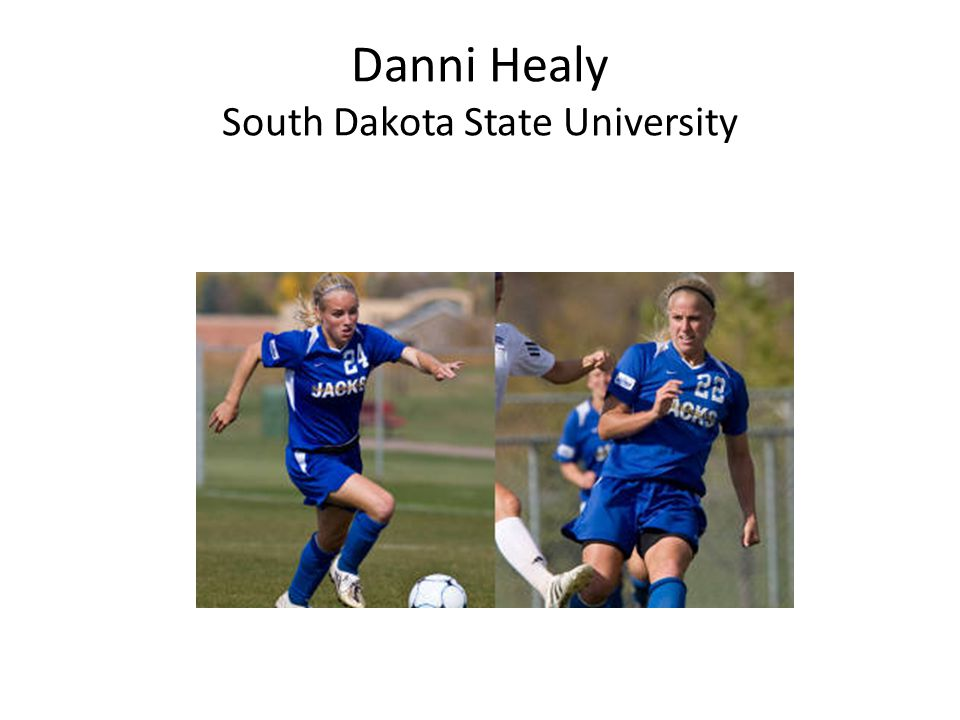 Danni Healy South Dakota State University