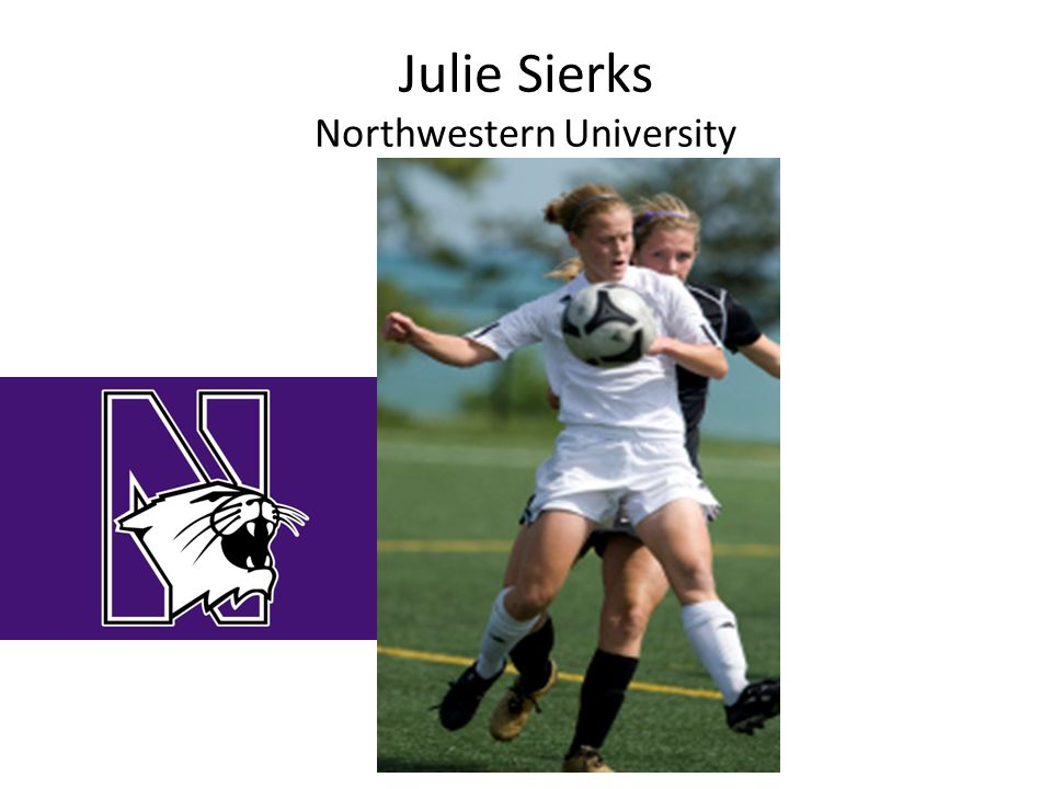 Julie Sierks Northwestern University