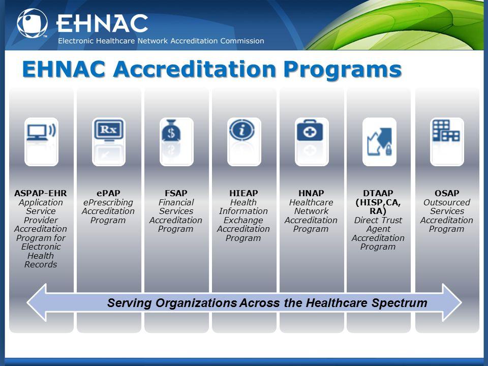 EHNAC Accreditation Programs