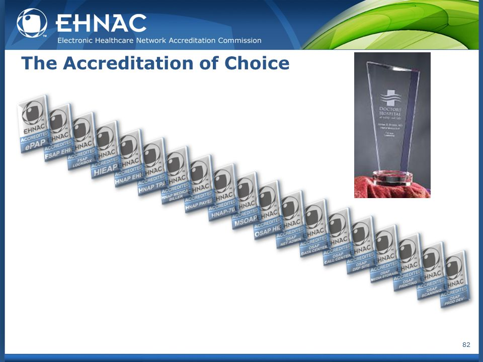 The Accreditation of Choice