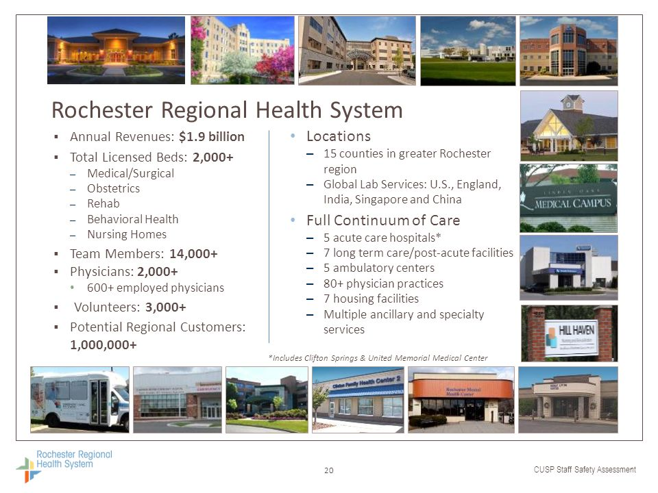 Rochester Regional Health System