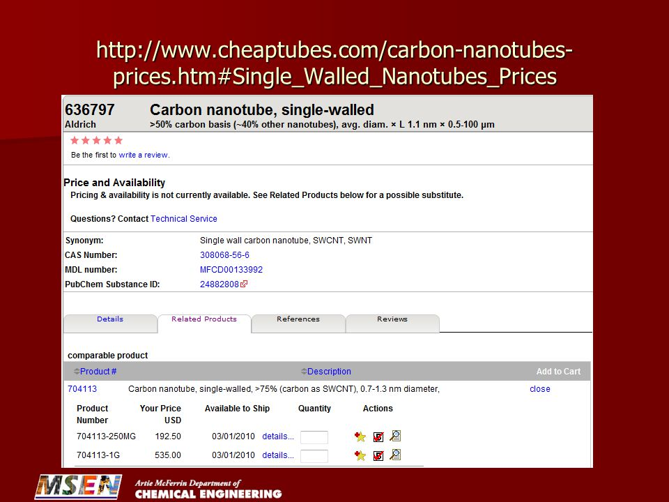 http://www. cheaptubes. com/carbon-nanotubes-prices