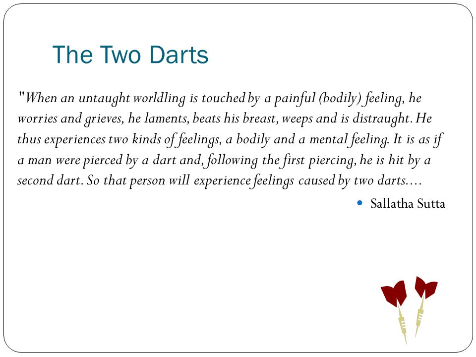 The Two Darts